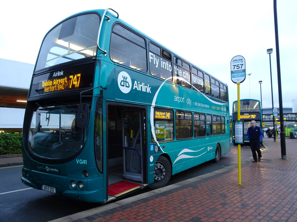 Airlink Express Bus Dublin - airport transfer