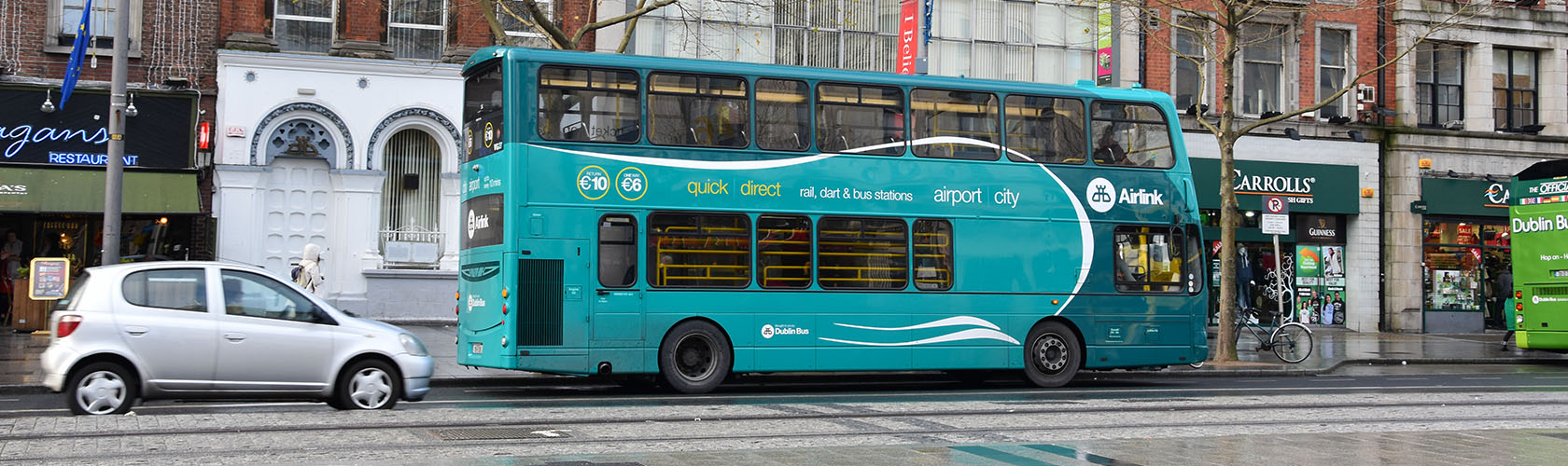 Airlink Express Bus Dublin – vliegveld transfer