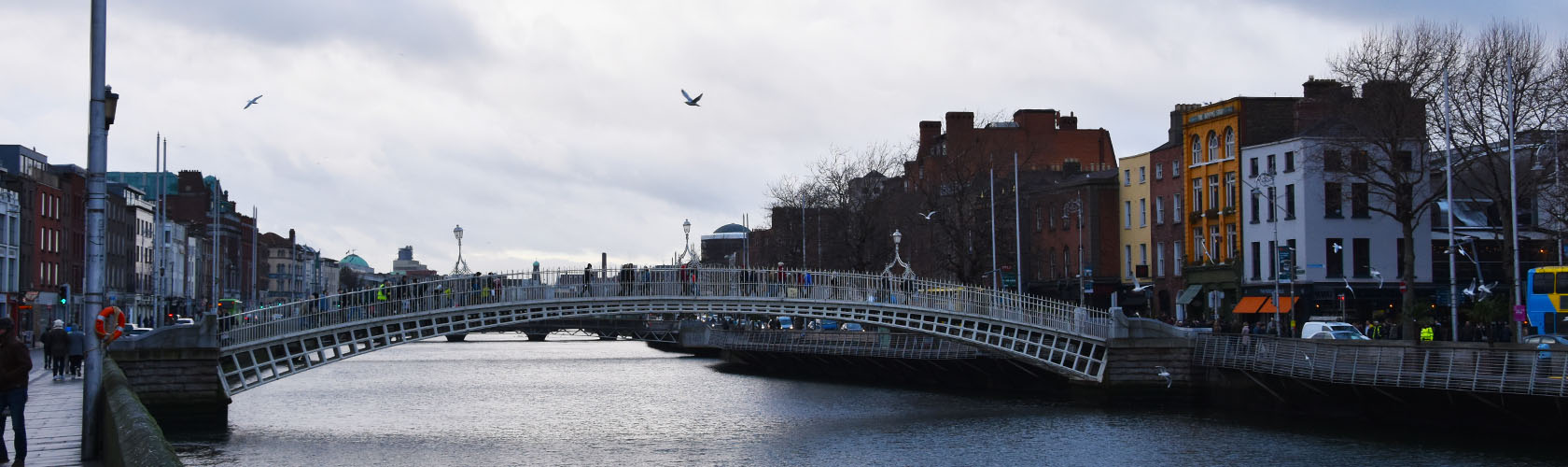 Stedentrip naar Dublin