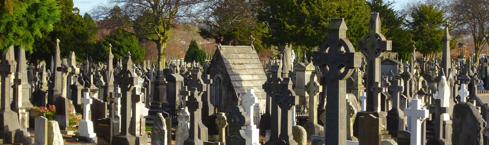 Glasnevin Cemetery en Glasnevin Museum