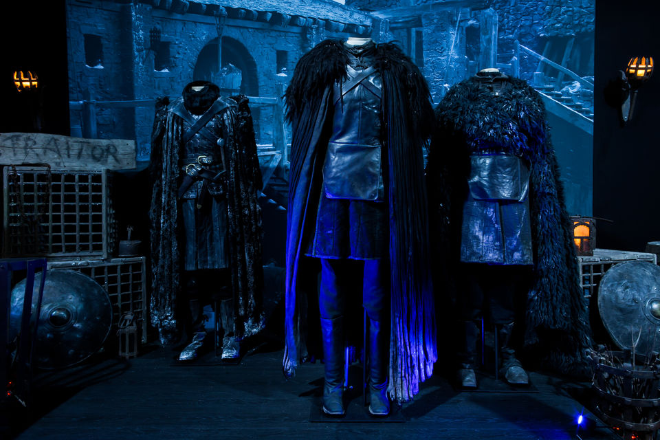 De  Game of Thrones™: The Touring Exhibition in Belfast