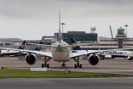 Dublin AIrport, het vliegveld van Dublin